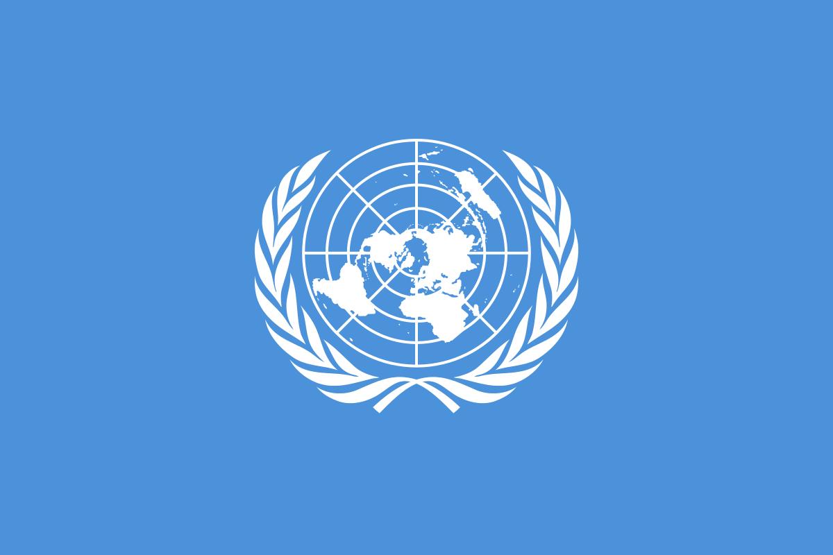 Bendera Perserikatan Bangsa Bangsa